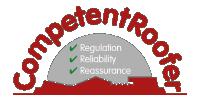 Competent Roofer Logo