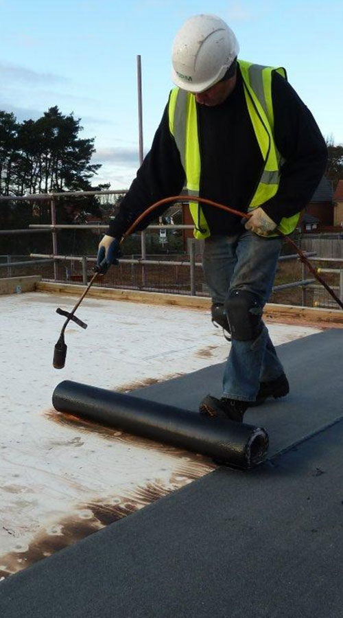 Flat Roofing in Colchester, Essex, Roofing Contractors